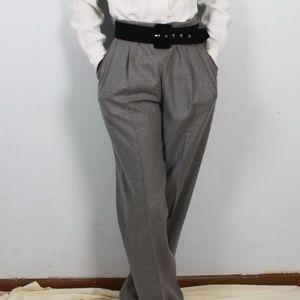 Vintage Wool Trousers